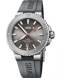 Oris Diving Aquis Date Relief The Shape of Water 73377304153-0742463EB
