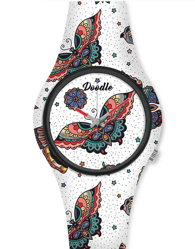 Doodle Butterfly DO35010