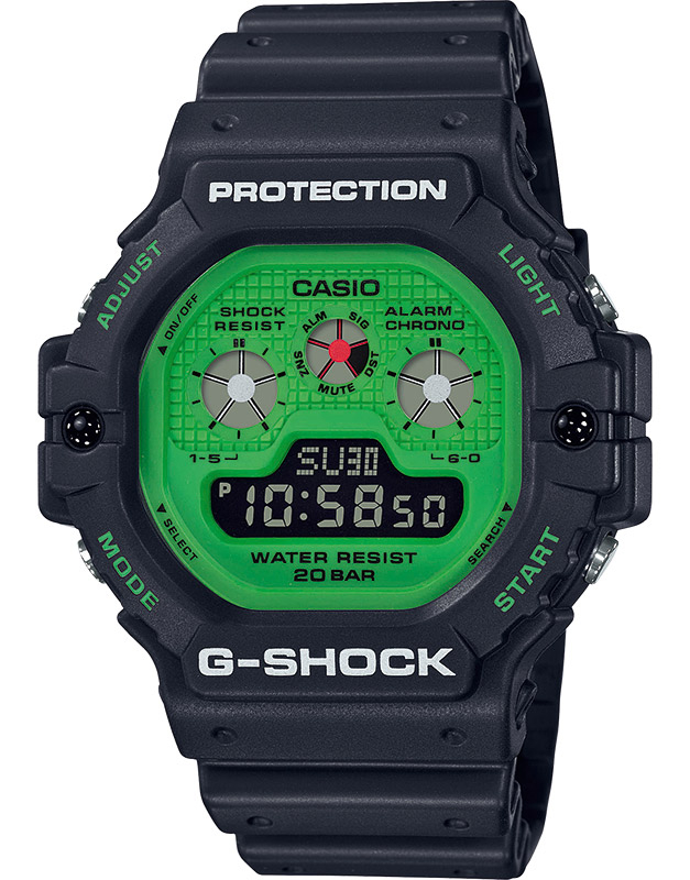 Casio G-Shock Classic DW-5900RS-1ER