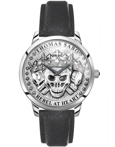 Thomas Sabo Rebel Spirit 3D Skull WA0355-203-201