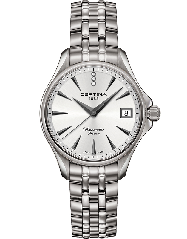 Certina DS Action Lady Diamonds C032.051.44.036.00