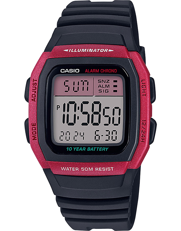Casio Collection W-96H-4AVEF