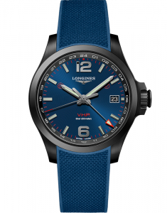 Longines Conquest V.H.P. GMT L3.718.2.96.9