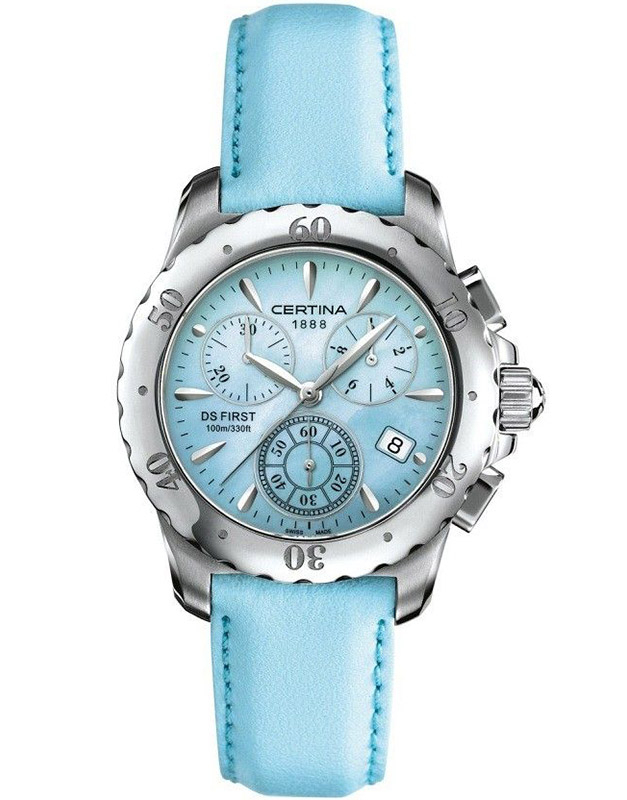 Certina DS First Lady Chrono C538.7084.42.97