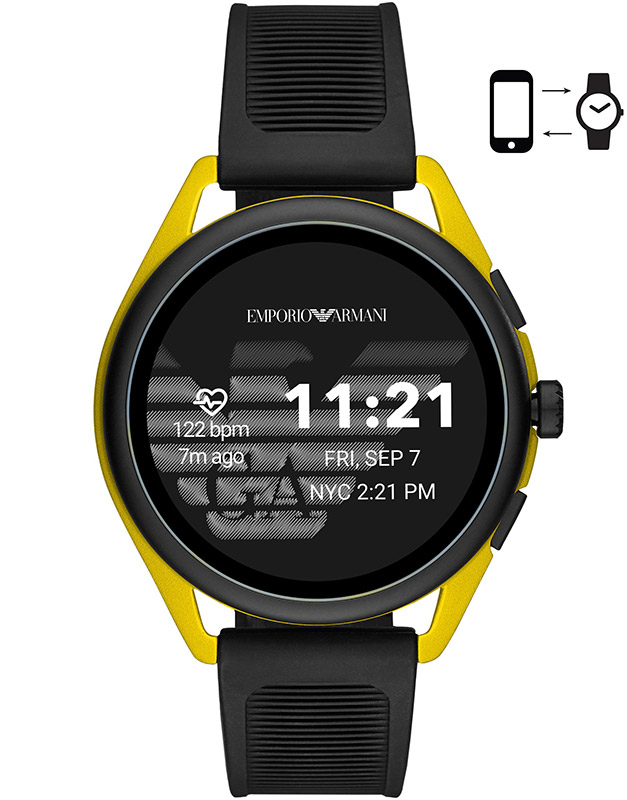 Emporio Armani Touchscreen Smartwatch 3 Gen 5 ART5022