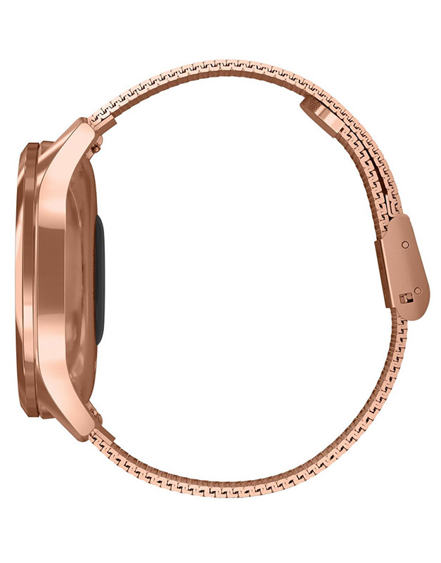 Garmin Vívomove® Luxe Rose Gold Milanese 010-02241-24