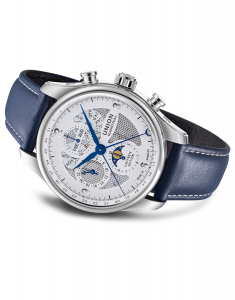 Union Glashutte Belisar Chronograph Moon Phase Limited Edition Sachsen Classic 2019 D009.425.16.017.09