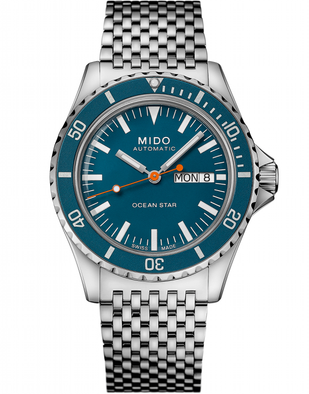 Mido Ocean Star Tribute set M026.830.11.041.00