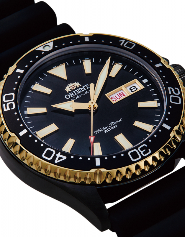 Orient Mechanical Sports RA-AA0005B19B