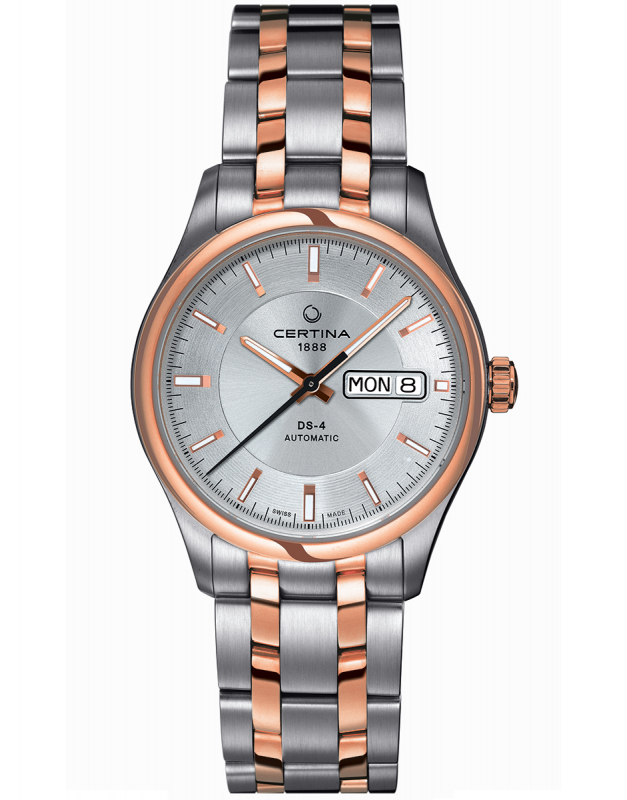 Certina DS 4 Day-Date C022.430.22.031.00