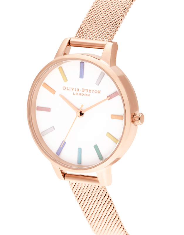 Olivia Burton Rainbow Rose OB16RB24