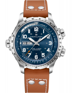 Hamilton Khaki Aviation Khaki X-Wind Date H77765541