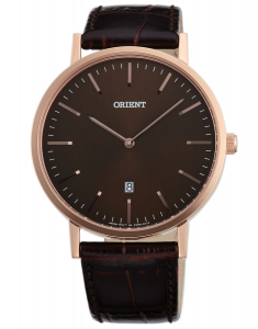 Orient Quartz Contemporary FGW05001T0