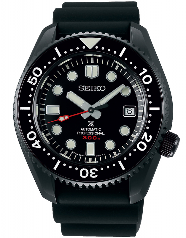 Seiko Prospex Limited Edition SLA035