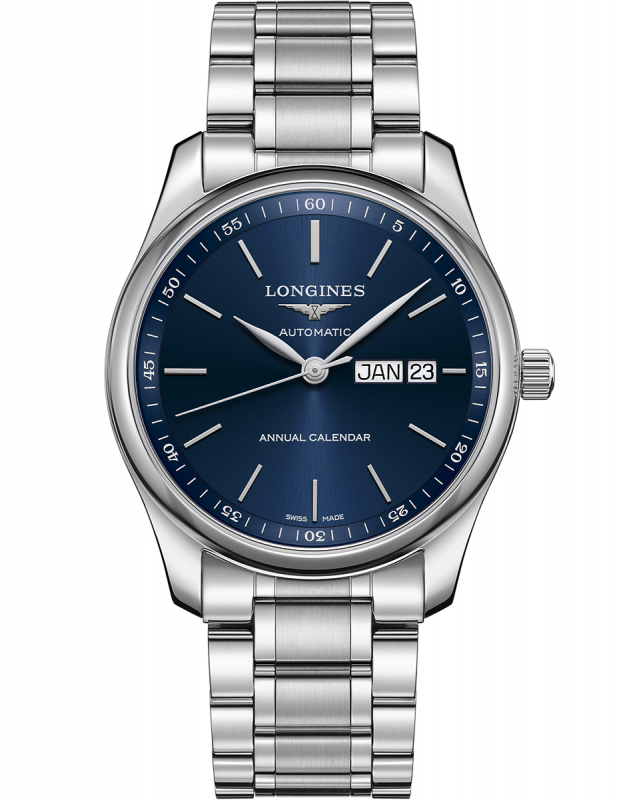 Longines - The Longines Master Collection L2.910.4.92.6