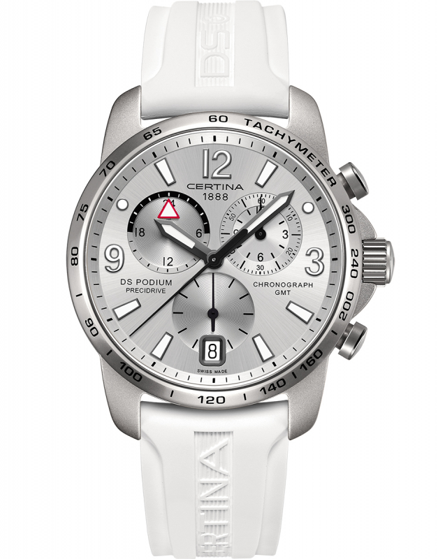 Certina DS Podium Chronograph GMT Aluminium C001.639.97.037.00