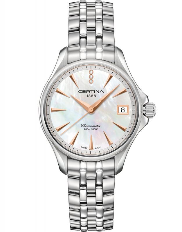 Certina DS Action Lady Diamonds C032.051.11.116.00