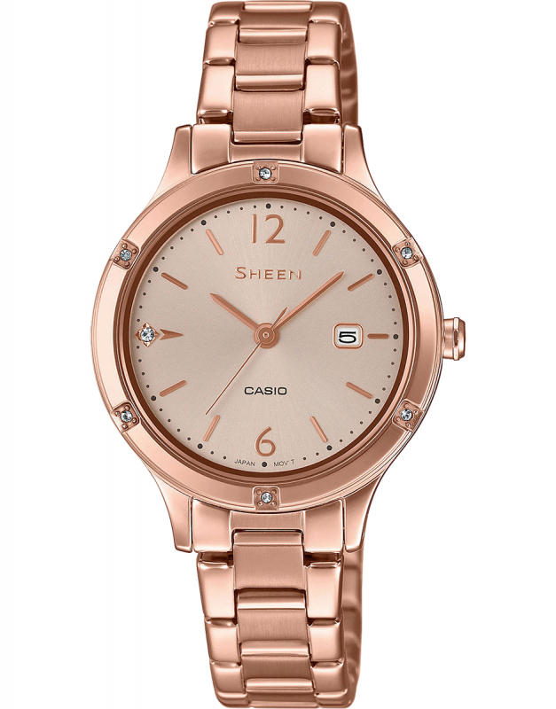 Casio Sheen SHE-4533PG-4AUER