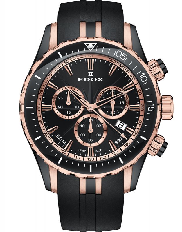 Edox Grand Ocean Spirit of the Ocean 10248 357RN NIRR