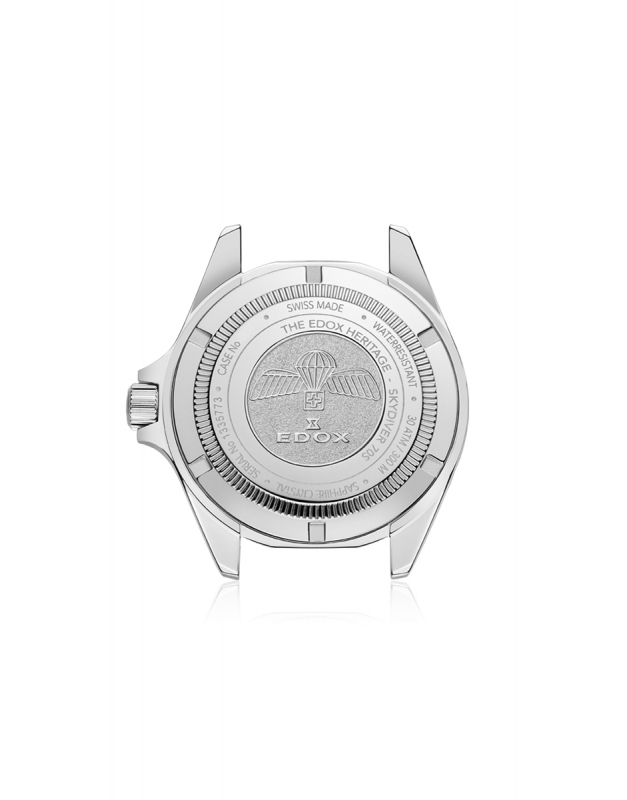 Edox SkyDiver Spirit of the 70s 80115 3N1M BUIN