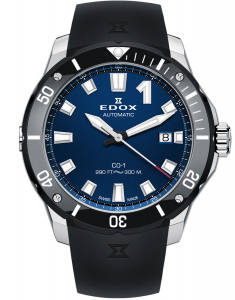 Edox CO-1 Offshore Instruments 80119 3N BUIN