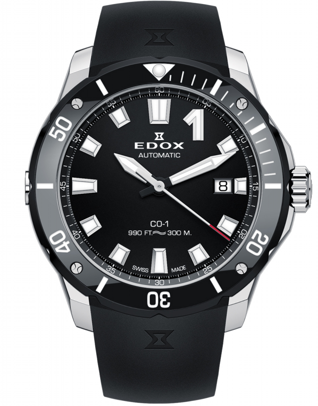 Edox CO-1 Offshore Instruments 80119 3N NIN