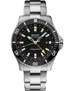 Mido Ocean Star GMT M026.629.11.051.01