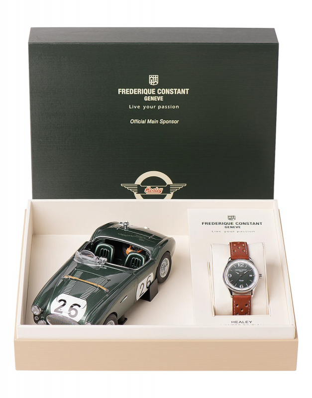 Frederique Constant Vintage Rally Healey Automatic Limited Edition FC-303HGRS5B6