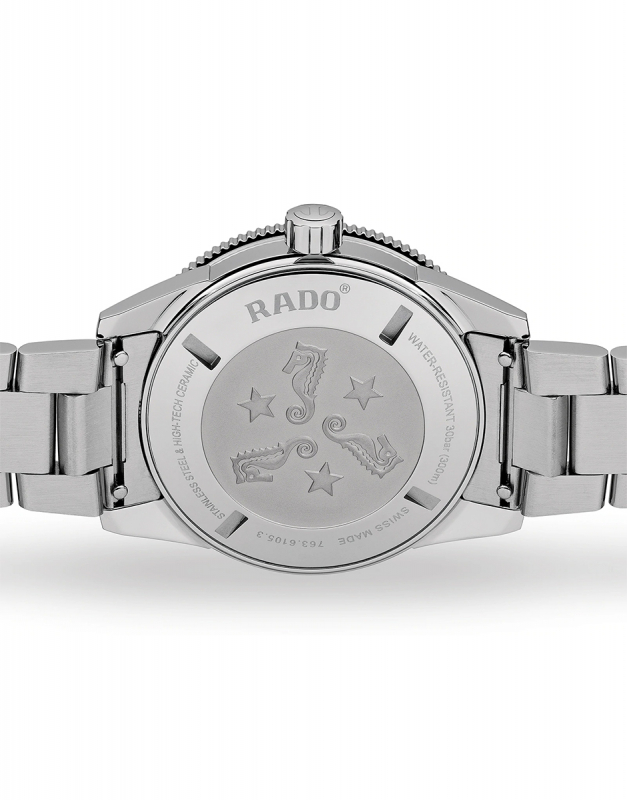Rado Captain Cook Automatic R32105313