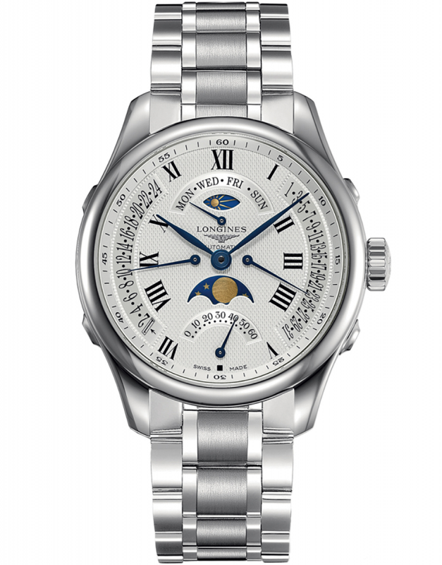 Longines - The Longines Master Collection L2.738.4.71.6