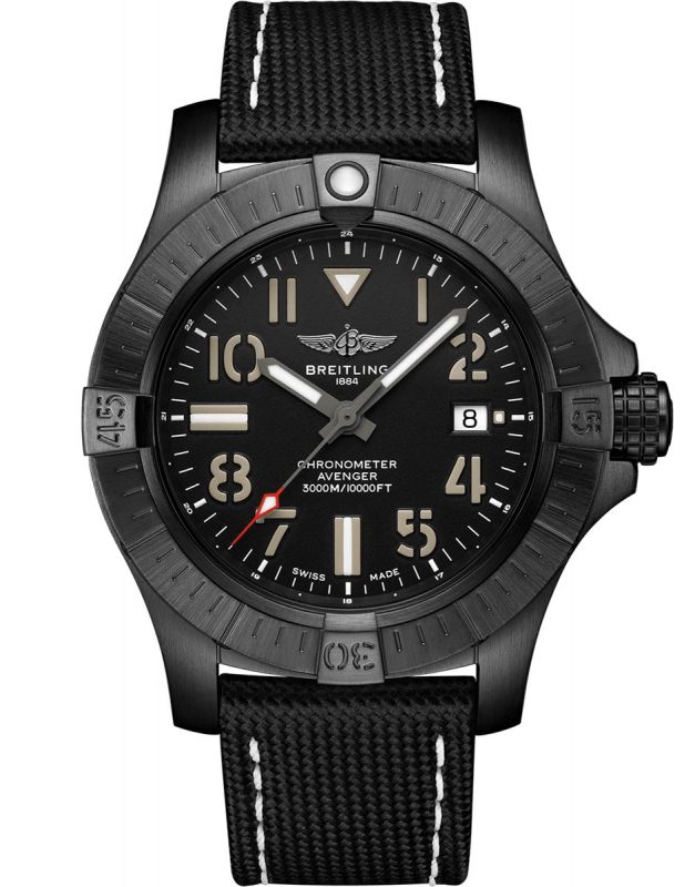 Breitling Avenger Automatic Seawolf Night Mission V17319101B1X2