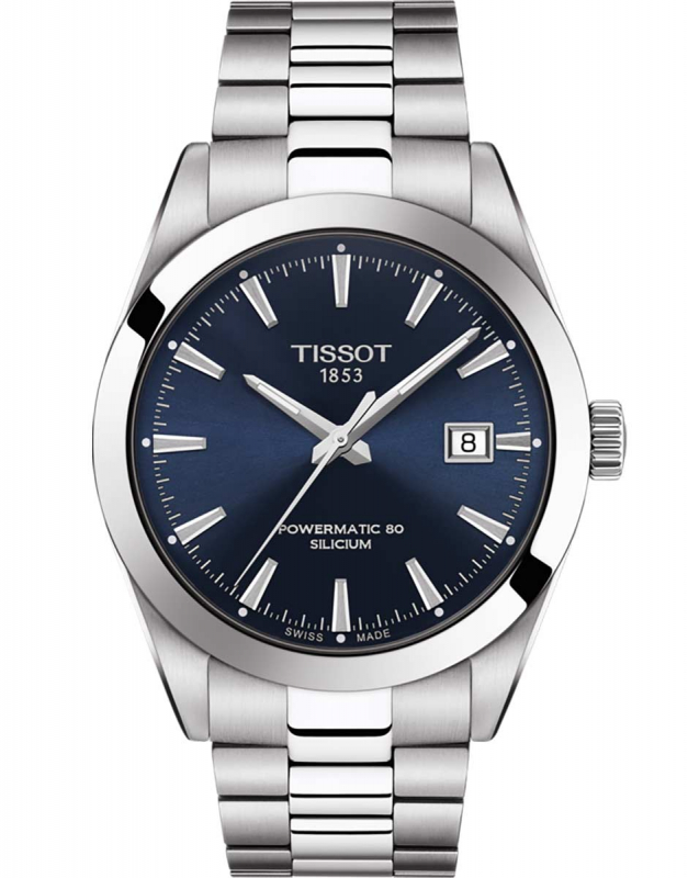 Tissot Gentleman Powermatic 80 Silicium T127.407.11.041.00