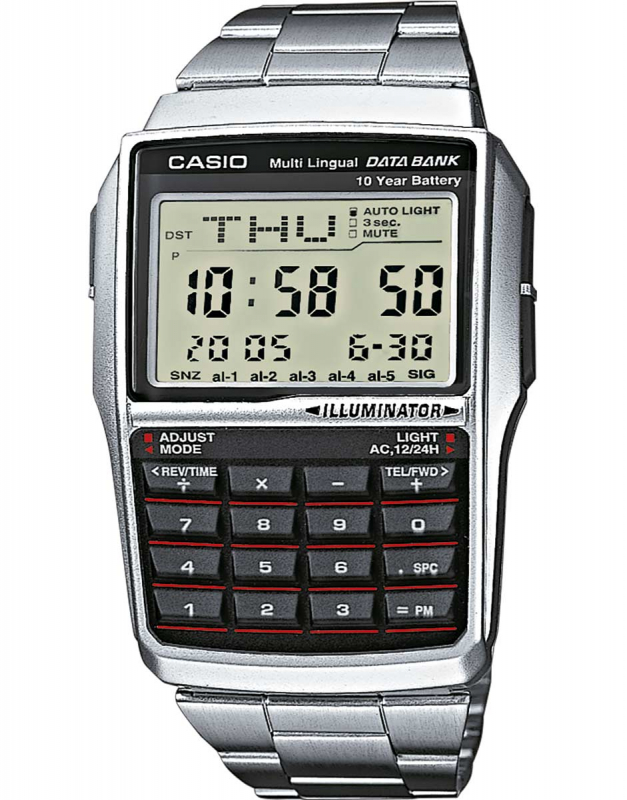 Casio Vintage Edgy DBC-32D-1AES