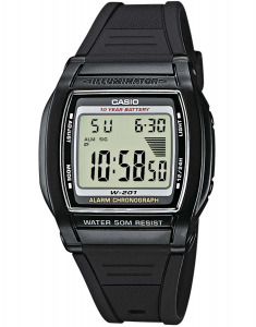 Casio Collection W-201-1AVEG