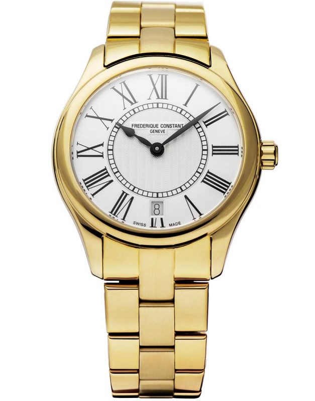 Frederique Constant Classics Quartz Ladies FC-220MS3B5B