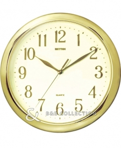 Ceasuri de perete Rhythm Basic Wall Clocks 4KG634WS69
