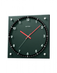Ceasuri de perete Rhythm Wooden Wall Clocks CMG100NR02