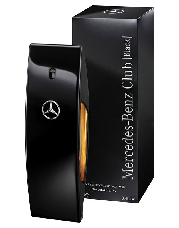 Club Black Eau de Toilette 3595471041197