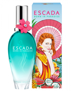 Escada Born In Paradise Eau De Toilette 737052716732