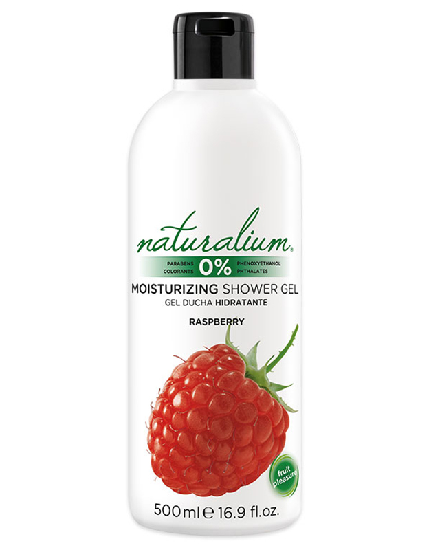 Bath And Shower Gel Raspberry 8436551470160