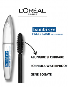 Mascara Bambi Eye False Lash Waterproof 30178625