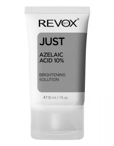 Just Azelaic Acid Brightening Solution 10% 5060565102835