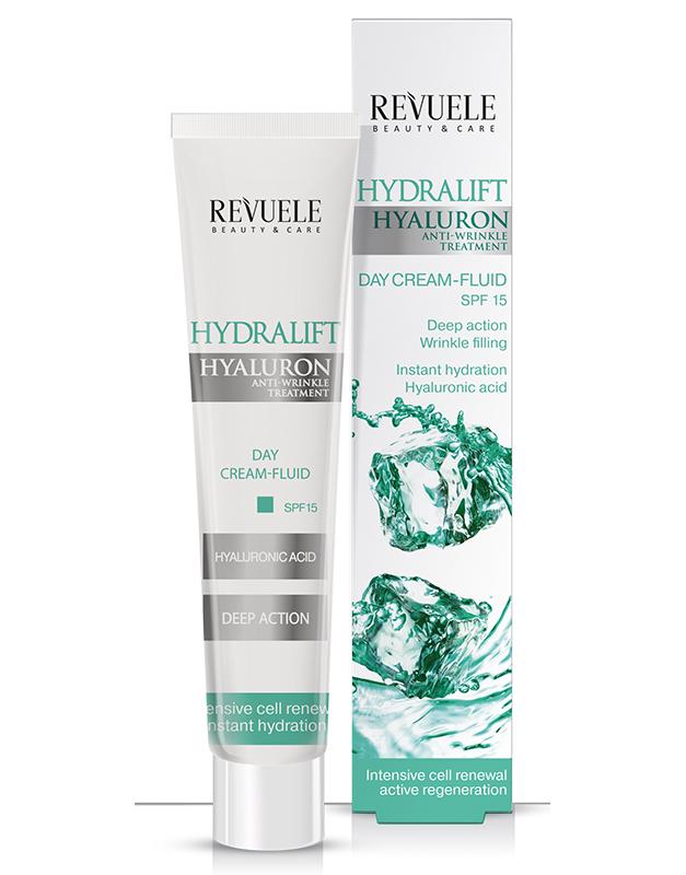 Revuele hydralift hyaluron day cream-fluid 50ml