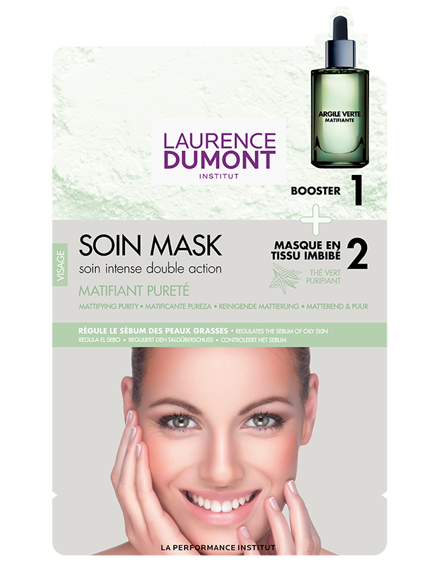 Laurence Dumont Soin Mask Mattifying Purity 3450270016794