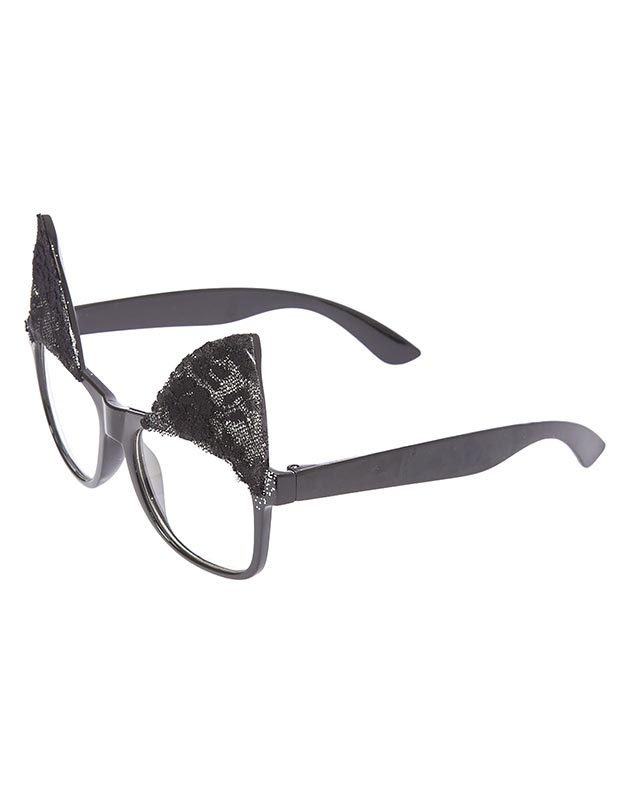 Claire's Lace Cat Eye Frames 94243